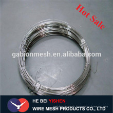 low price 201&304 stainless steel wire soft or hard China alibaba