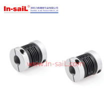 High Quality Aluminum Alloy Flexible Shaft Coupling Bc8-Iseries