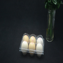 Plastic Egg Tray For 6 Holes