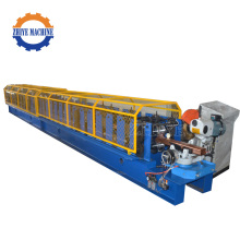 Rain Gutter Steel Pipe Roll Forming Machine