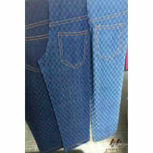 Cotton Poly Span Peach Buffing Denim (# UTG72133)