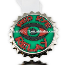 3D Design Die Cast Zinc Alloy Medal