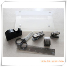 PVC Box Stationery Set for Promotional Gift (OI18007)