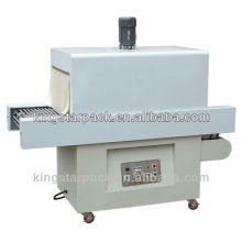 Halbautomatische Pe-Folie Schrumpffolienmaschine BSD450 für Stiftebox