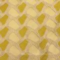 Вышитая ткань ткани сетчатой ткани