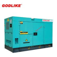 Известный производитель генератора мощности Silk Type 25kVA (GDX25 * S)