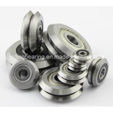 W4 W4X Ssw4X RM4zz U V W Groove Sliding Bearing for Sliding Rail Guide