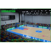 Exhibición del permutador de la pantalla LED del estadio del baloncesto de 10m m para hacer publicidad