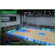 Exposição de Perimenter da exposição de diodo emissor de luz do estádio do basquetebol de 10mm para anunciar