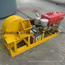 Triturador de madeira multifuncional Máquina de trituração de madeira