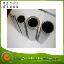 Chine fabricant fournir sans soudure titane / titane alliage tube et tuyau