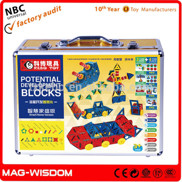 2016 Mag-Wisdom Magic Puzzle Toys Pluzz 750pcs Senior Edition