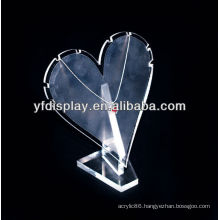 High Quality Acrylic Jewelry display for necklace holder