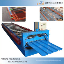 Крен формируя машину / панель крыши формируя машину / машину прокатки листа цинка стальную