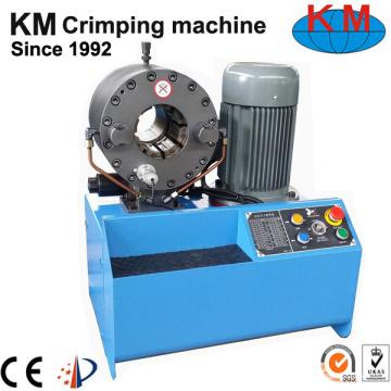 Porefessioanl Fabricante 1 1/4 Pulgadas manguera máquina que prensa Km-91z