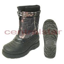 Fashion Beautiful Style Waterproof Girls Snow Boots (SB003)