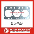 top cylinder gasket L3G2-10-271 for Mazda 6