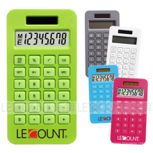 10 Digits ABS Material Plastic Electronic Calculator (LC265ABS-1)