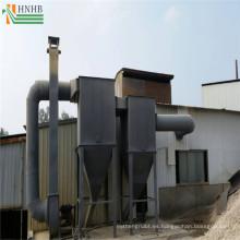 Colector de polvo multi industrial purificador de gas de la caldera con precio de China