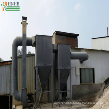Gaz de chaudière épurant le collecteur de poussière multi industriel de cyclone avec le prix de la Chine