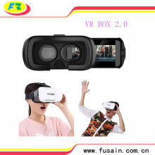 Google Cardboard VR Headset Realidad virtual 3D gafas