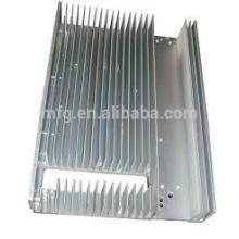 Alibaba Express benutzerdefinierte billig Preis Aluminium Kühlkörper