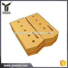 6Y5540 bulldozer corte de borde para D8 carterpillar