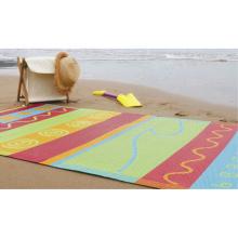 Factory Outdoor Picnic Mat Camping Baby Climb Stripe Beach Mat