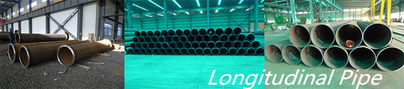 Steel Longitudinal Weled Pipe