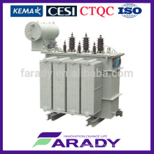 pole mounted distribution transformer 630 kva 11kv 415v transformer