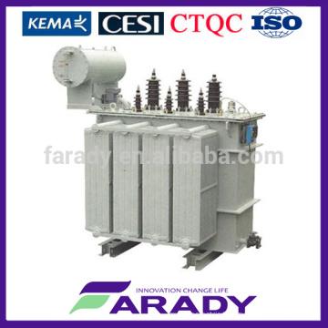 33kV oil type pole mounted electrical power transformer 200kva 400kva 500kva on sale