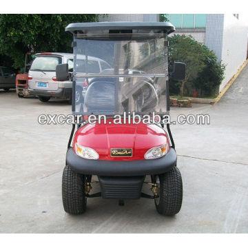 Camión de golf del coche del club del borde de la rueda del CE 4 asientos