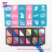 Dễ dàng rửa Halloween Party Face kit kit