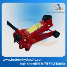 Prise de sol en carrosserie hydraulique de 2 tonnes