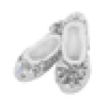 Women's bling bling shoes winter indoor slippers colorful shoes