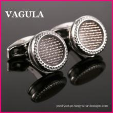 VAGULA elegante Brass Gemelos abotoaduras (L51475)