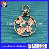 Promotional zinc alloy custom metal keychain