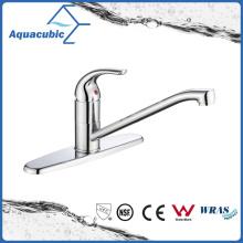 Popular Lead Free Brass Health Kitchen Faucet (AF3506-5C)