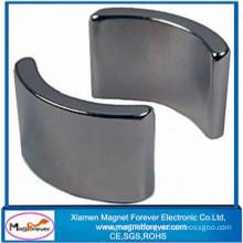Sintered Magnetic Rare Earth Material NdFeB Neodymium Permanent Motor Magnet
