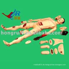HR / J110 Fortgeschrittene Trauma Nursing Manikin