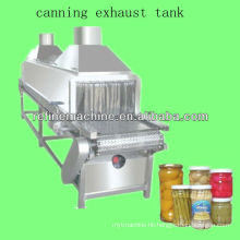 automatic can exhauster