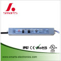 waterproof 28w 350mA slim LED Driver for LED wall washer
