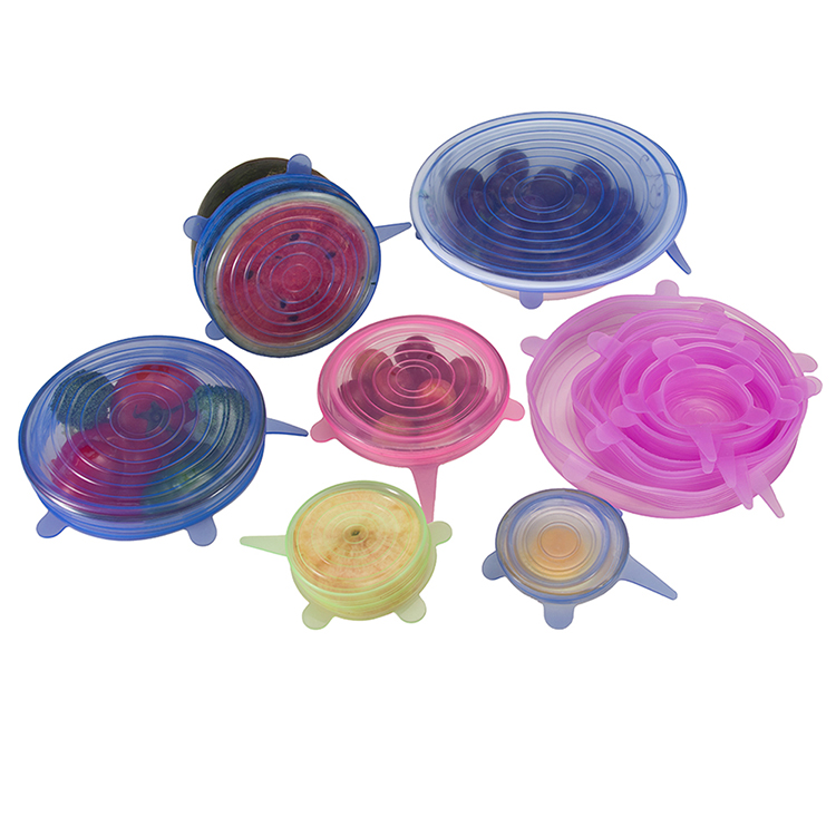 Wholesale silicone lids