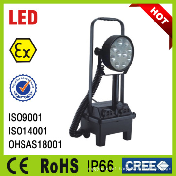 Super Bright Rechargeable Battery Explosion Proof Flexible LED Worklight