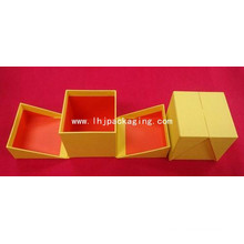 High Quality Door-Opened Embossing Gift Packaging Paper Box