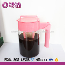 Yingmaode Houseware gros BPA Free thé glacé avec poignée 2 litres