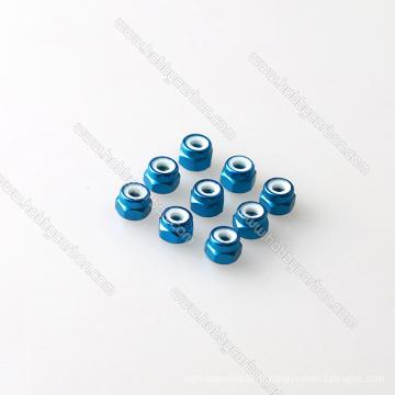 Haute qualité hardwares poids léger M3 noix noix de cajou bleue
