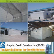 Structural Steel Fabrication Car Garage
