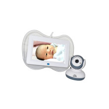 Audio+Video+Baby+Monitor+Two+Way+Intercom