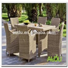 Audu Handmade Cane Rattan Chair, стул Antique Cane Rattan